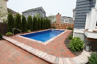 Wylela Fiberglass Pool in Chesapeake, VA